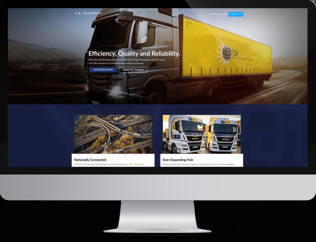 CkTransportWebsite